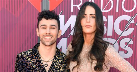 MAX & Wife Emily Cannon Skip Traditional Red Carpet Looks