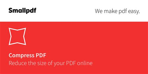 Compress PDF – Reduce your PDF Online for Free