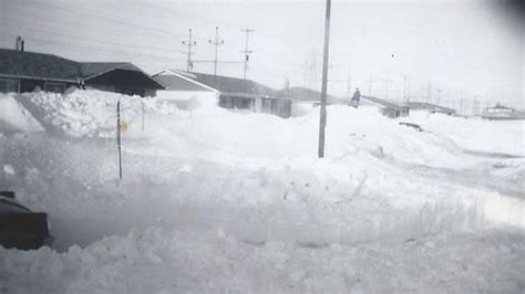 In Pictures: 50th Anniversary of 1966 Manitoba Blizzard