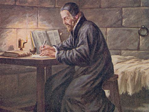 William Tyndale Biography: Bible Translator and Martyr