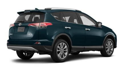 2018 Toyota RAV4 LIMITED in Montreal (West Island