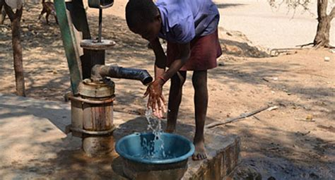 Promoting education and empowerment through water in