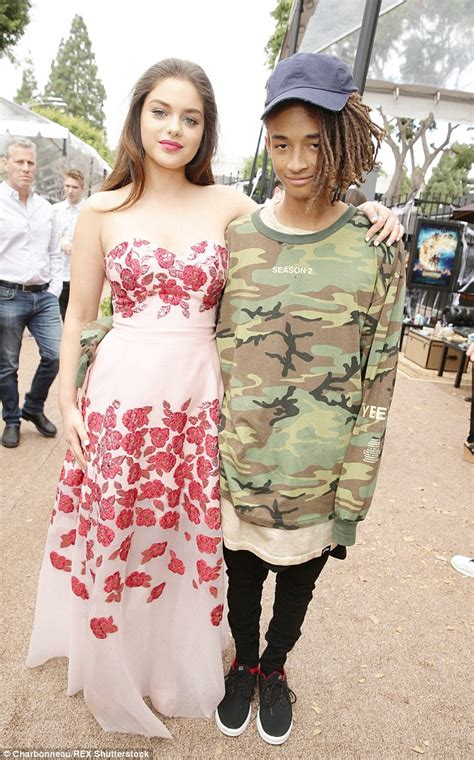 Sophie Simmons joins Jack Black and Jaden Smith at