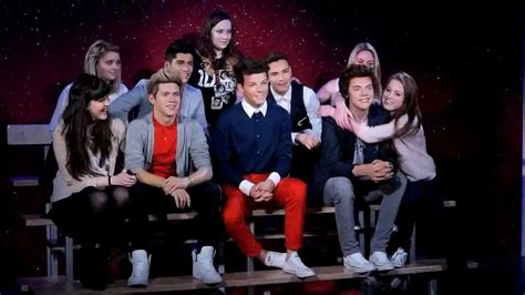 One Direction launch at Madame Tussauds London - YouTube