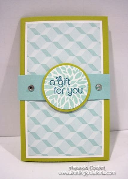 A Gift Card Holder for You! by zainy3018 - at