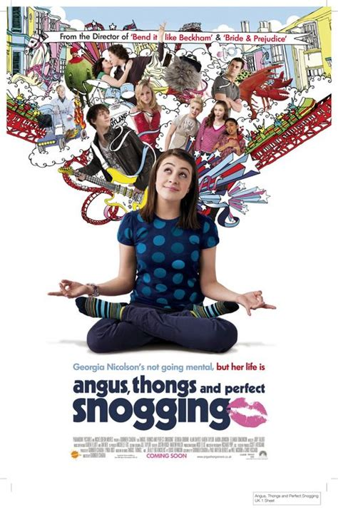 Angus, Thongs and Perfect Snogging (2009) Movie Trailer