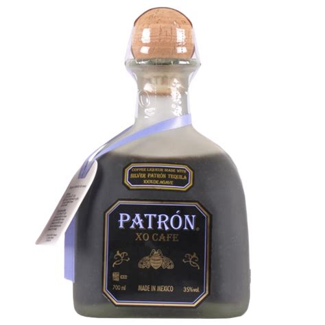 Patron XO Cafe Coffee Liqueur with Tequila 70cl