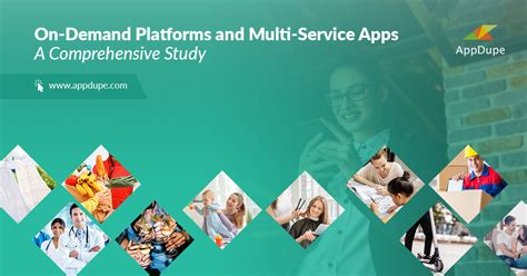 On-demand Platforms and Multi-Service Apps - Blog | Appdupe