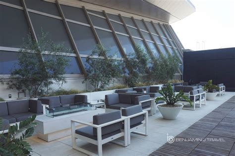 Lounge Review: Star Alliance Business Class Lounge LAX