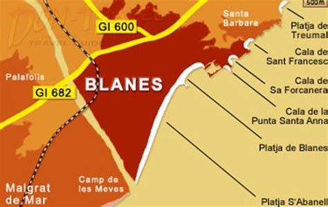 Beaches in Blanes   Best Beaches To Visit in Blanes