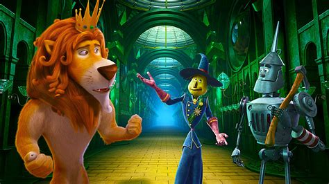 Legends Of Oz: Dorothy's Return Review   Movies4Kids