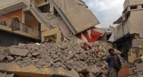 Geophysical hazards: Earthquakes - IFRC