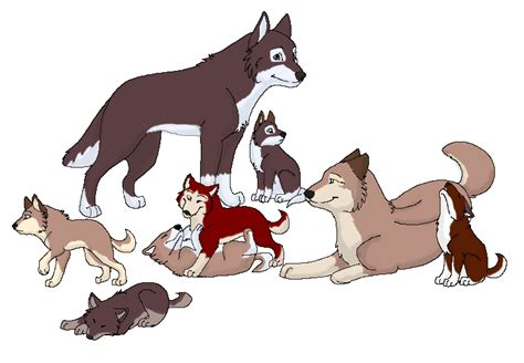 The gallery for --> Aleu And Kodi Pups