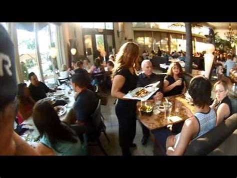 9 minutes in the life of a busboy - YouTube