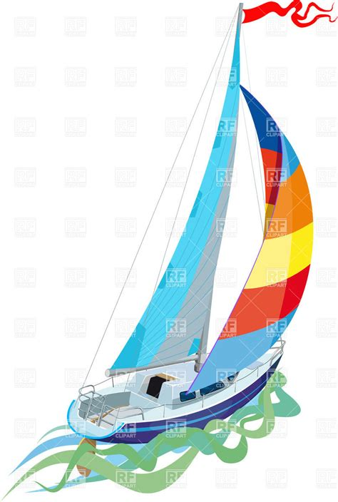 Yachting clipart - Clipground