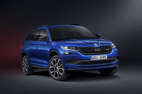 2019 Skoda Kodiaq RS Pictures, Photos, Wallpapers And