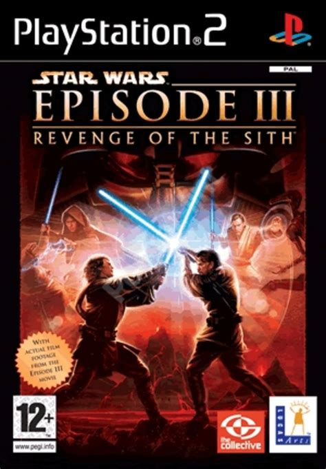Star Wars Episode III Revenge of the Sith - PS2 - Pocket-lint