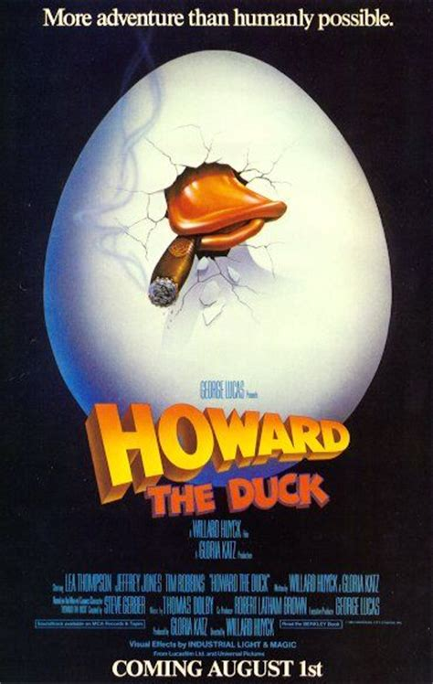 Howard the Duck (film)   Marvel Movies   FANDOM powered by
