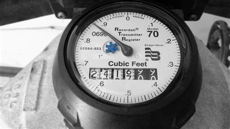 Video: Get familiar with your water meter | Department of