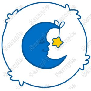 Personalized Iron On Transfers! Care Bears Iron Ons