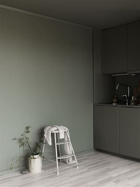 Container house in green | Daniella Witte