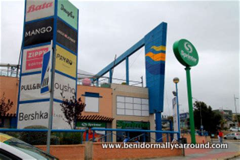 More big store names coming - Benidorm All Year Round