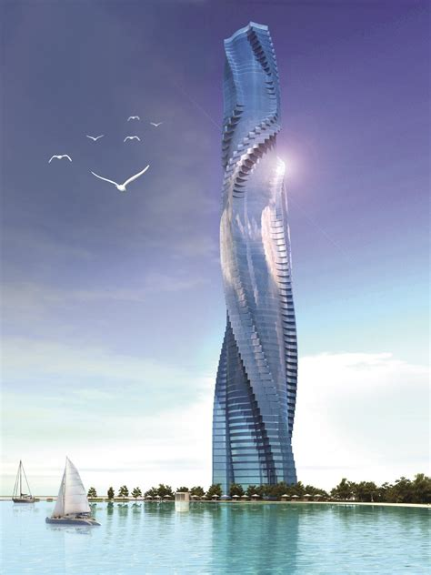 Fresh Spin: Design Plans Reignited for Rotating Tower