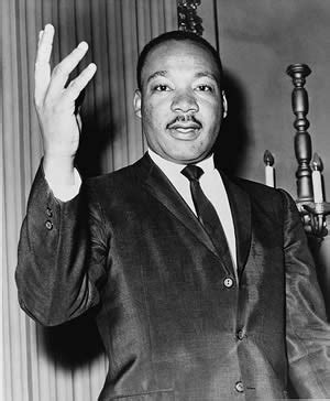 Martin Luther King | Hero of the Civil Rights Movement