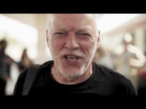 David Gilmour / Peter Townsend 1985 - YouTube