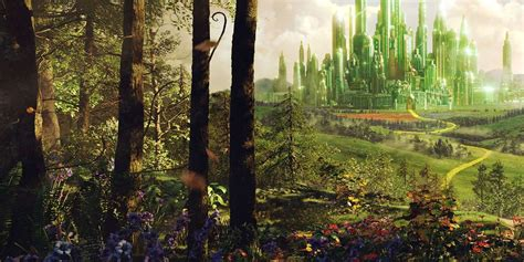 Land of Oz TV Series Being Developed By Legendary   Screen