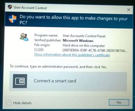 Windows 10 lost administrator rights and cant insert