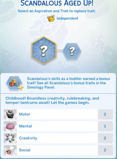 Toddler Mania Challenge Sims 4 by EQ - Page 5 — The Sims