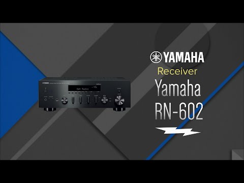 Buy Yamaha R-N602 Network Stereo Receiver at Best Price in