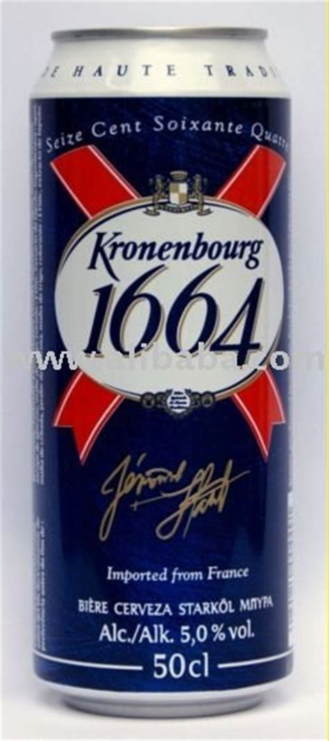 Kronenbourg 1664 Alcohol products,United Kingdom