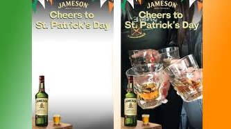 Jameson Is Running Snapchat Geofilters Nationally, Making