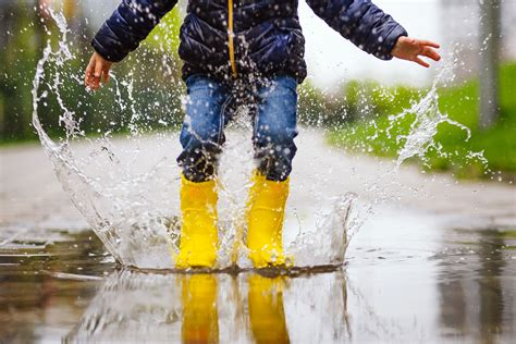 13 Outdoor Games and Activities Perfect for Rainy Days