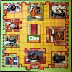 The Clue | spouse's night out 2015 Clue | Clue games