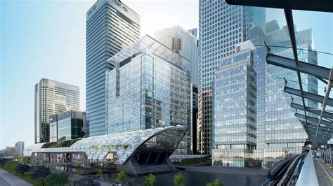 Current Projects - Canary Wharf Group