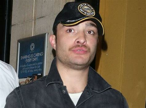Ed Westwick and 5 Other Celebs With Wacky Mustaches   E! News
