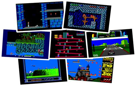 Amstrad CPC Games on Windows 10, 8 and Windows 7