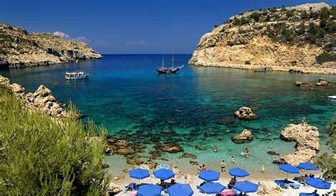 Best Beaches of Rhodes private helicopter rentals, charter