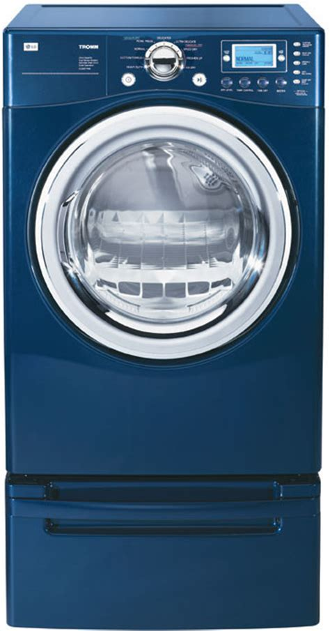 LG DLG8388NM 27 Inch Front-Load Gas Dryer with 7