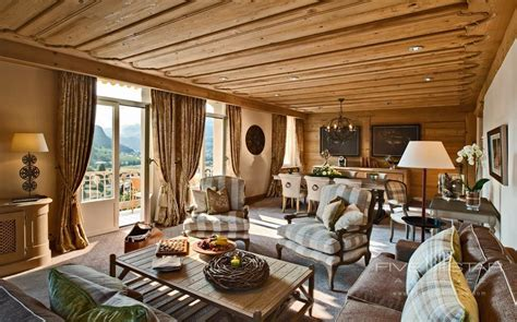 Corner Suite + Perks at Gstaad Palace Hotel | Five Star