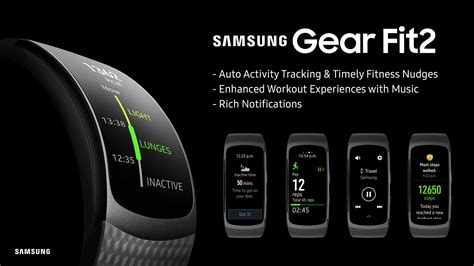 Samsung Gear Fit2 UX - Entry - iF WORLD DESIGN GUIDE