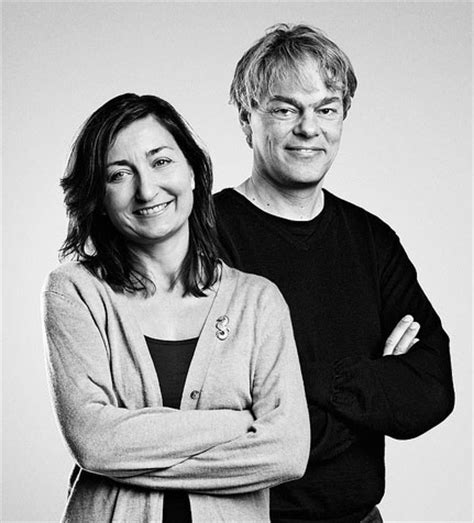 May-Britt and Edvard Moser awarded the Nobel Prize – #