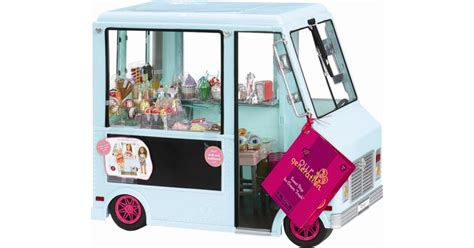 Our Generation Sweet Stop Ice Cream Truck - Sammenlign