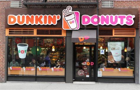 Dunkin' Donuts from The Fascinating Origins of the 15