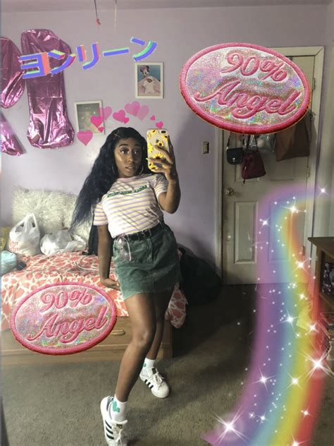 90s Aesthetic 🌸 | Trending outfits, Girl outfits, Outfits