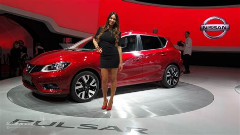 Nissan Pulsar Completes the Company's Line Up at Paris