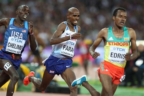 Who's Mo Farah? Wiki: Wife,Net Worth,Family,Diet,Weight